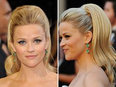 Ever wish you lived during a different era, just for the fabulous hairstyles? These stars show you how to get those retro looks