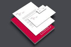 Branding and Stationery Mock-ups