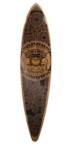 Indra Trurute Longboard