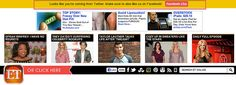 ET Online - Week of October 22, 2012 (Welcome bar, Trending content, Follow buttons)