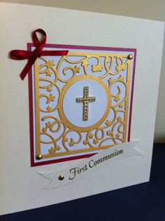 First Holy Communion card  https://beta.folksy.com/shops/AnyOccasion