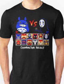 GHIBLI x STREET FIGHTER T-Shirt