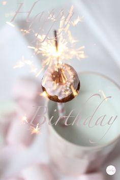 ❧ Happy Birthday ❧