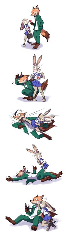 Never Let Them See (Pt. 2) (Zootopia) by Destiny-Smasher on DeviantArt