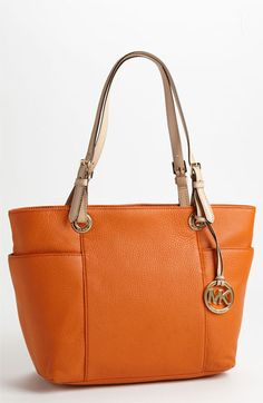 MICHAEL Michael Kors 'Jet Set' Tote, Medium | Nordstrom
