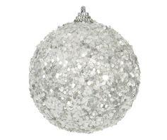 Set 6 globuri decorative Aldi Shine - Vivre Chandelier, Ceiling Lights, Ornaments, Home Decor, Candelabra, Decoration Home, Room Decor, Chandeliers, Christmas Decorations