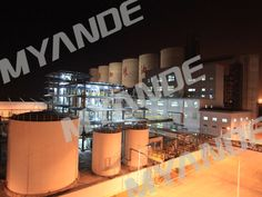 2,000tpd Soybean Crushing Plant Built by Myande
