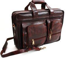 Chicory Executive Bag - Leatheropia. Amazing quality and great value. http://www.leatheropia.com/chicory-executive-bag/