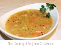 Thanksgiving Turkey Soup #Recipe #Thanksgivingleftovers #eatsmart