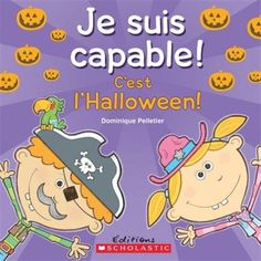 C'est Halloween In English - Halloween Party Halloween Words, Halloween Images, Halloween 2015, Cute Halloween, Halloween Worksheets, French Songs, Teaching French, Pelletier, Livres