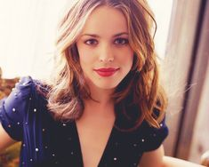 Rachael McAdams - always has perfect makeup and definitely in my top 5 best female actresses category!