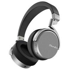On-ear Wireless Bluetooth 4.1 Headphone with Mic