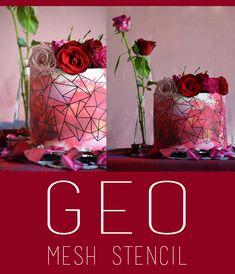 Edible Diamonds, Gold Sheets, Cake Tutorial, Confectionery, Food Coloring, Cake Art, No Bake Cake, Safe Food, Geo