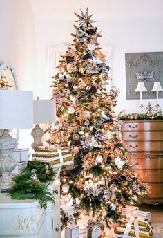 pictures of beautiful christmas trees