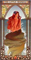 The Little Mermaid by Hannah-Alexander