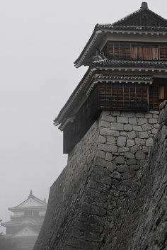 matsuyama castle in Japan