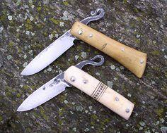 Bildresultat för medieval folding knives