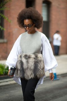"Solange Knowles is another force to be reckoned with in the ""fashion arena!"""