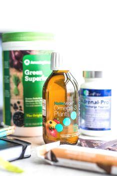 Shop Back to School Supplements with Well.ca! #RunningonRealFood #Welldotca #WellnessDelivered