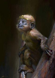 #lovely #monkey