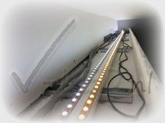 Koof indirecte verlichting plafond