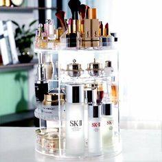 Cosmetic Storage, Makeup Storage, Makeup Organization, Storage Organization, Hair Removal Systems, Hair Removal Methods, It Cosmetics Brushes, Makeup Cosmetics, Makeup Brushes