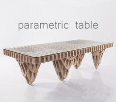 3d модели: Столы - Стол Параметрический