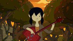 "adventure time season 7 marceline | CLIP: Get Closer to Marceline the Vampire Queen in ""Adventure Time ..."