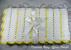 You are My Sunshine Baby Afghan pattern by the Jewell's Handmades Baby Afghan Crochet Patterns, Baby Blanket Crochet, Crochet Baby, Crochet Afghans, Crochet Blankets, Patchwork Heart, Handmade Baby Blankets, Kids Blankets, Baby Afghans