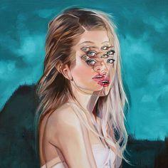 Olhos duplicados – Os retratos de Alex Garant