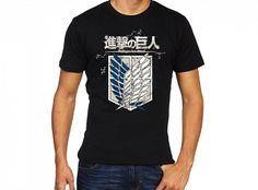 T-Shirt Scouting Legion από το Shingeki no Kyojin