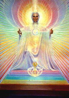 Standing Waves of the Crystal - Vortex ~ Archangel Metatron via James Tyberonn – Esoteric Online I Believe In Angels, Ascended Masters, Spiritus, Angels Among Us, Mystique, Guardian Angels, Visionary Art, Angel Art, Sacred Geometry