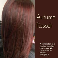 More fall hair Hair Color And Cut, Haircut And Color, Winter Hairstyles, Pretty Hairstyles, Fall Hair Colors, Hair Highlights, Brown Hair With Red Highlights, Red Hair With Lowlights, Redish Brown Hair