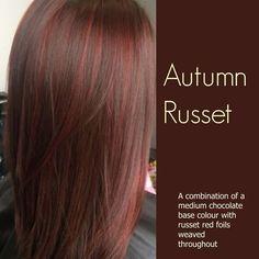 More fall hair Winter Hairstyles, Pretty Hairstyles, Hair Color And Cut, Auburn Hair, Great Hair, Hair Highlights, Color Highlights, Hair Dos, Gorgeous Hair