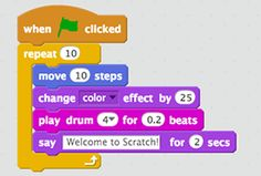 Learn about coding for elementary students with this blog series. Part 1 is SCRATCH for 4th and 5th graders.