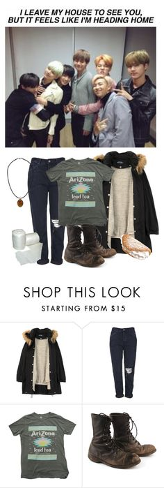 """""""Hanging Out At The Dorms With The Boys"""" by fantasy-lover-0719 ❤ liked on Polyvore featuring Humör and Topshop"""
