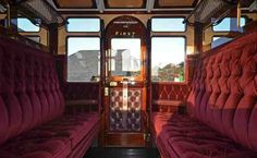 World's oldest Underground carriage which was used as a GARDEN SHED is restored to its former glory 108 years after it was retired from the Circle Line Train Car, Train Tracks, London Transport Museum, Westerns, Old Train Station, Old Trains, Vintage Trains, London Underground, Beautiful Places