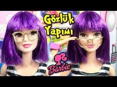 Barbie Dikişsiz Şort Yapımı - Kendin Yap Kolay Barbie Bebek Kıyafetleri - Oyuncak Yap - YouTube