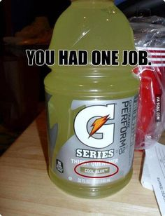 The Very Best of You Had One Job Meme - Snappy Pixels