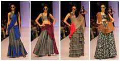 Pallavi Naidu Bangalore Fashion Week Debut Collection