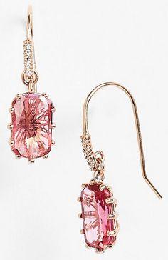 barrel stone drop earrings  http://rstyle.me/n/ug6jipdpe