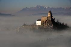 Slovakia, Star� Lubovna - Castle