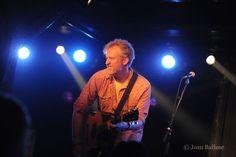 Chris Barron - The Spin Doctor himself i Det Bruunske Pakhus i Fredericia.  (07.04.11)