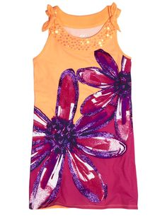 Embellished Icon Tank Tunic | Tanks | Tops & Tanks | Shop Justice Teenage Girl Outfits, Kids Outfits, Cute Outfits, Teenage Clothing, Clothing Ideas, Tunic Tank Tops, Cami Tops, Justice Accessories, Big Girl Clothes