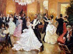 Alexei de Lyamine - Gala dance