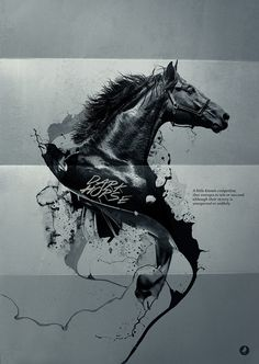 Photo Manipulation & Collage / Dark Horse by Marcell Bandicksson