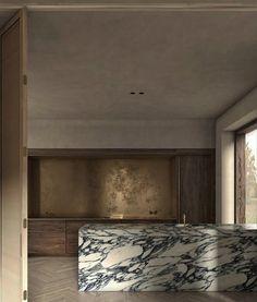 Interior Design Kitchen, Interior Decorating, Beautiful Kitchens, Interior Design Inspiration, Interior Architecture, Kitchen Remodel, New Homes, House Design, House Styles