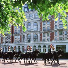 Mandarin Oriental Hotel London