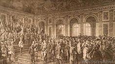 Anton Alexander von Werner - The Proclamation of the German Empire