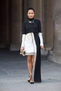 Street Style: Paris Fashion Week Spring 2014